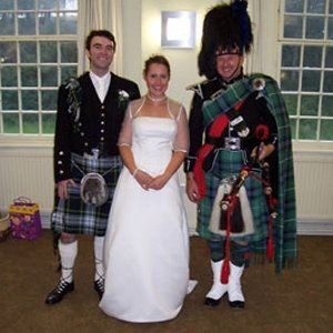bagpiper services