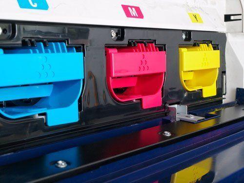 cartucce colori stampante