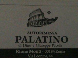 Autorimessa Palatino - Roma