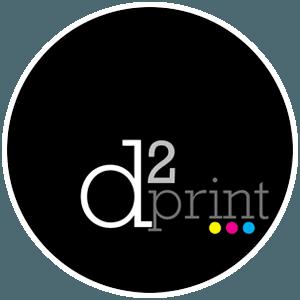 D2 Print logo