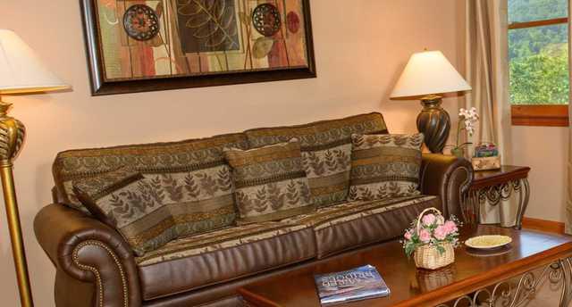 Hideaway springs Livingroom