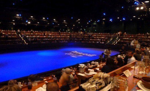 Dixie Stampede Show