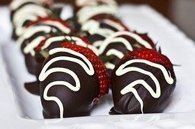 Mouthwatering Chocolate Covered Strawberries