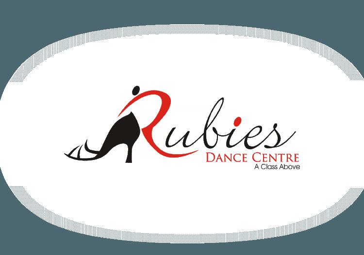 rubies dance centre logo