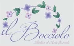 IL BOCCIOLO ATELIER D'ARTE FLOREALE - LOGO