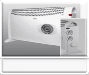 termoconvettori, radiatori, bruciatori