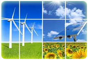 energia rinnovabile, pannelli solari, geotermia