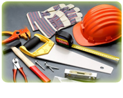 attrezzatura termoidraulica, utensili vari, sigillanti