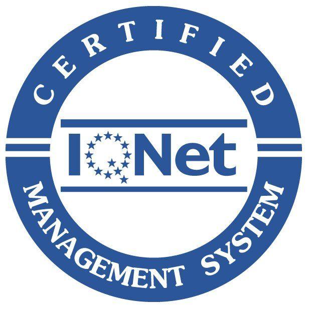 Certificato IQNET-LOGO