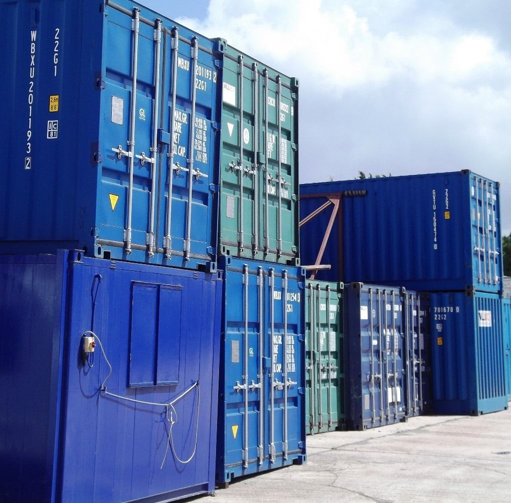 Hire Reliable Gold Coast Storage Containers