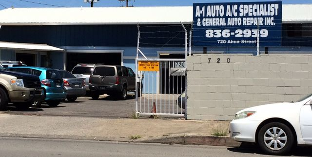 Chucks Auto Body >> Auto Repair Honolulu Hi 808 836 2939