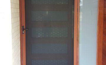 nice luxurious front door