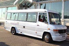 Coach and minibus services