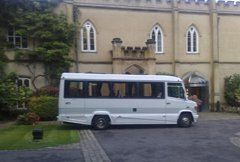 Prestige minibus and coach services