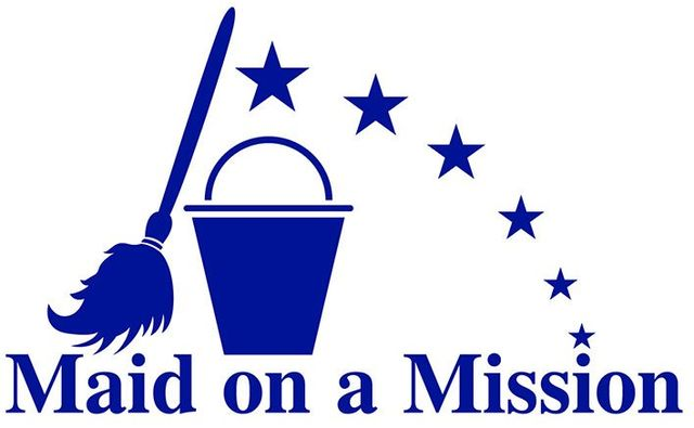 Maid on a Mission logo