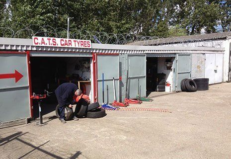 Tyre Repairs and Replacements