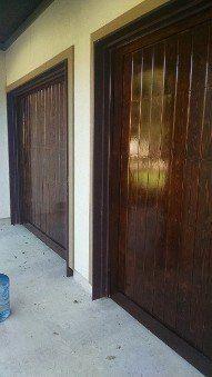 Reliable Garage Door Refinishing U0026 Door Refinishing Services