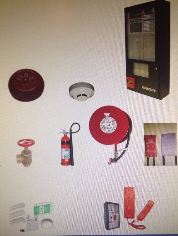 Fire Equipment in Windsor | The Fire Protection Specialist