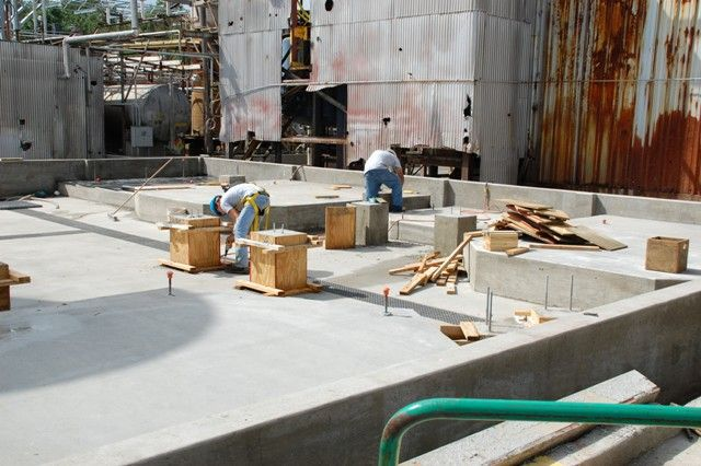 Concrete construction dalton ga blake construction inc for Concrete home builders in georgia
