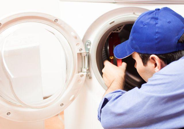 Washing Machine Repair Man