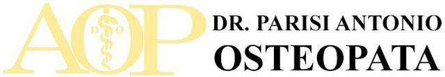 PARISI DR. ANTONIO OSTEOPATA - LOGO