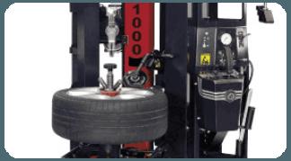 strumentazioni per controllo gomme, smontagomme innovativi, interventi du pneumatici
