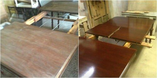 Folding Table U2014 Furniture Restoration Little Rock In Benton, AR