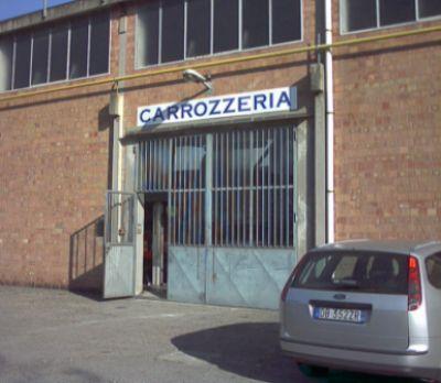 La sede della Carrozzeria Toscana a Pianoro,BO