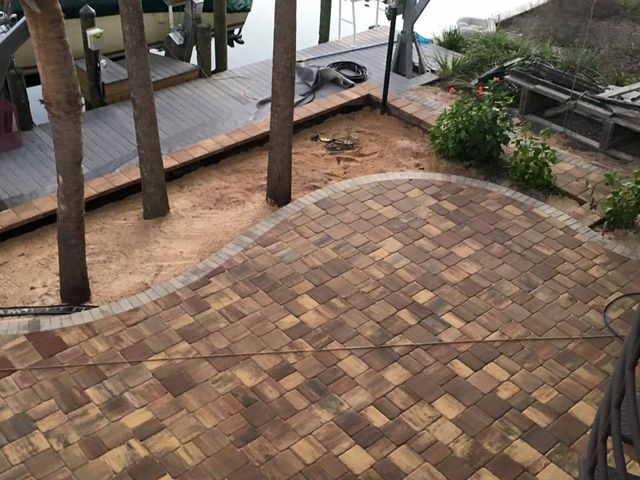 brick paver installation | pensacola, destin & fort walton beach
