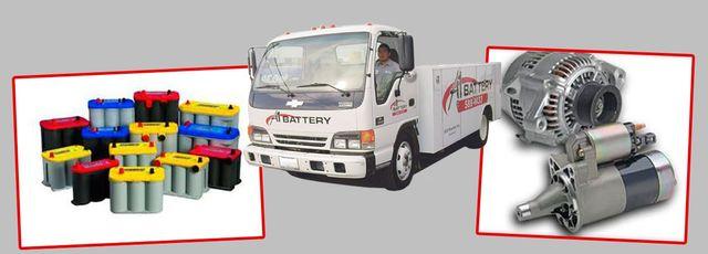 Auto Batteries Bakersfield Ca A 1 Battery Company