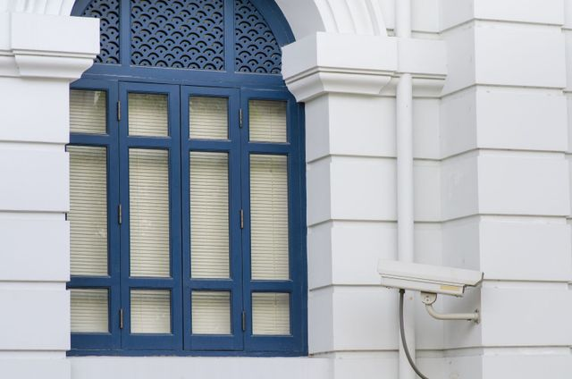 One of the many railiings and window guards we provide in Lexington, SC