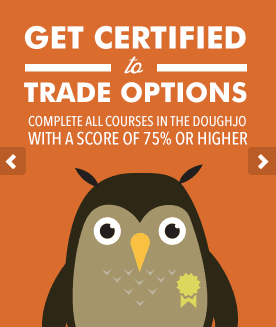 Dough trade options