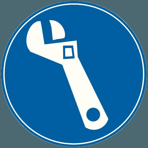 hassle free service icon
