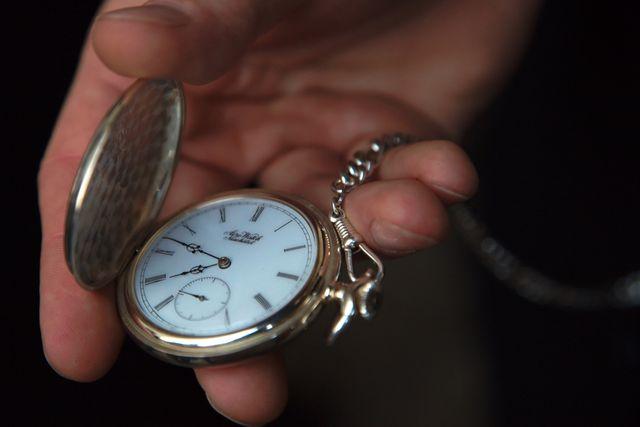 We Buy Pocket Watches