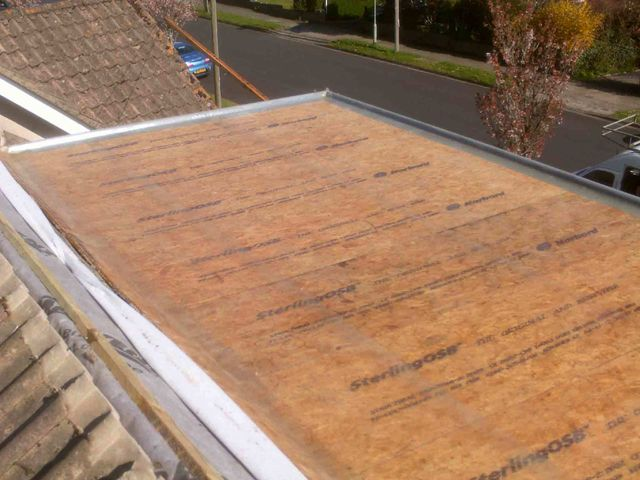 Grp Fibreglass Flat Roofs Installed In Bristol Amp South Wales