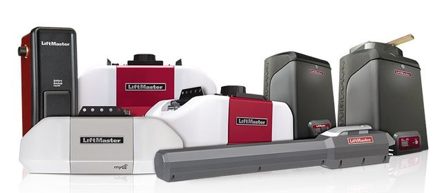 Garage Door Store Is Proud To Carry And Install LiftMaster Garage Door  Openers. LiftMaster Openers Are Available With A Variety Of Horsepower  Systems As ...