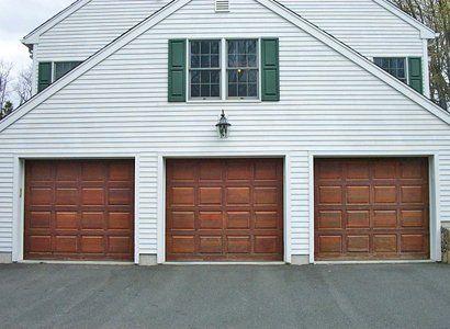 Factory Built Residential Garage Doors Garage Door Store Ny