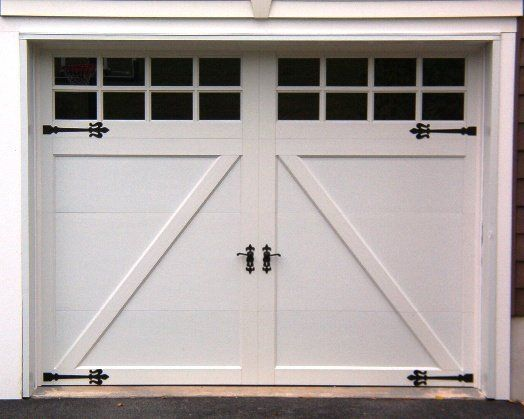 Coachman Steel Garage Door