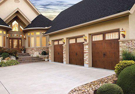 Steel Traditional Residential Garage Doors Garage Door Store Ny