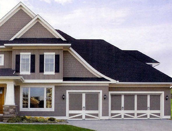 Steel Carriage House Residential Garage Doors Garage Door Store Ny