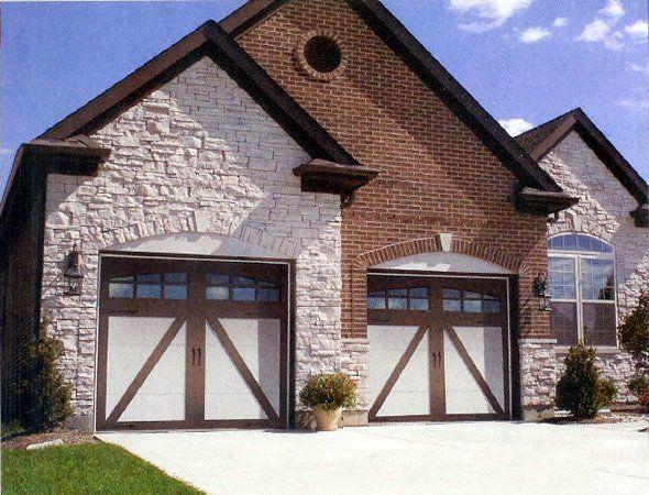 Steel Carriage House Residential Garage Doors Garage Door Store Ny