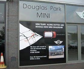 Douglas Park MINI graphic