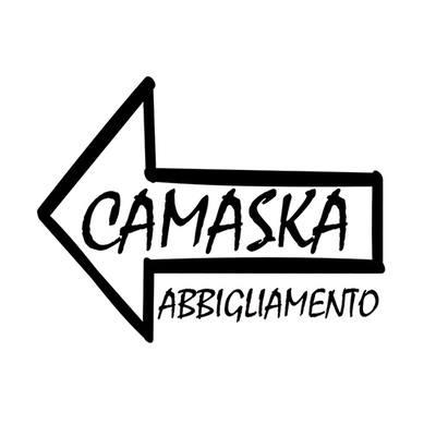 CAMASKA ABBIGLIAMENTO - LOGO