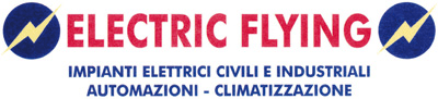 ELECTRIC FLYING - LOGO