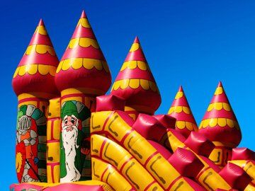 Inflatables - Middlesbrough, Cleveland - Boro Bounce - Bouncy Castle