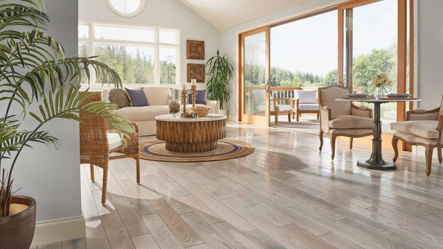Get The Latest Look Of Reclaimed Wood With Engineered Planks