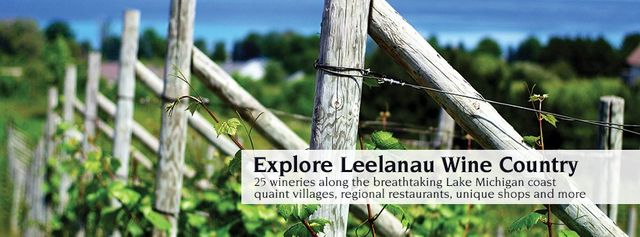 Largest Local Wine Selection In Leelanau County