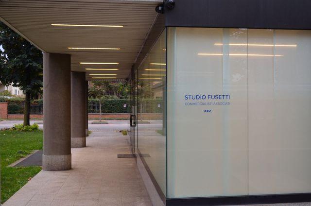 Vista dello Studio Fusetti Commercialisti Associati a Meda