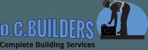 D C Builders logo