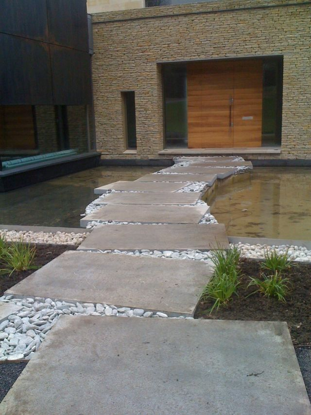 Excellent paving installations